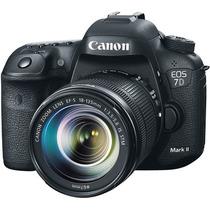 Canon 7d Mark Ii + Lente 18-135mm Stm