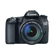 Câmera Canon Eos 70d Kit Ef-s 18-135mm Is