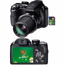 Câmera Digital Fuji Finepix S4500 14mp C/ 30x Zoom Óptico Le