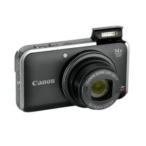 Câmera Semiprofissional Canon Powershot Sx210 Is 14x Zoom Mg