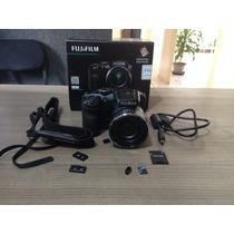 Câmera Digital Semi Fujifilm Finepix S4800 16mp Hd 30x Zoom