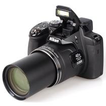 Camera Nikon P530 Zoom 42x 16.1mp Gps Semi Profissional