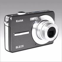 Câmera Fotográfica Kodak M863 8.2 Mp Novo De Mostruario