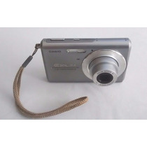 Câmera Digital Casio Exilim Ex-z75 7.2mp Funcionando