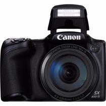 Câmera Digital Semi Profissional Canon Sx400is - 16.0mp