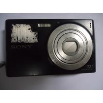 Câmera Sony Cybershot Dsc W510
