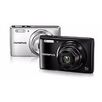 Camera Digital Vg-165 5x Zoom Olympus Stylus - Nova