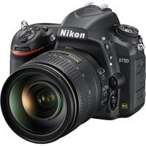 Câmera Nikon Dslr D750 Kit Lente 24-120mm