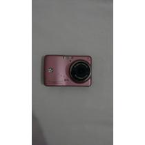 Câmera Fotográfica Ge Rosa