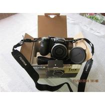 Câmera Digital Fujifilm Finepix S1800 12,2mp Zoom Óptico 18x