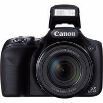 Canon Powershot Sx520 Hs Câmera Digital 16 Megapixels + Nota