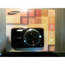 Câmera Digital Es80 12.2mp + Capa À Prova D