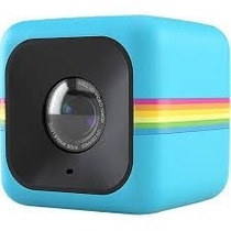 Polaroid Cubo Hd Digital Azul