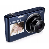 Camera Fotografica Digital Samsung 16.1 Hd Visor Frontal