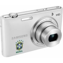 Câmera Digital Samsung St-2014f 16.2mp-wi-fi-lcd- De Vitrine