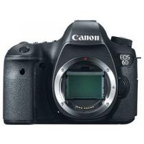 Câmera Canon 6d - Corpo Com Acessórios