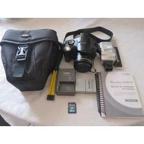 Câmera Digital Canon Sx30 Is - 14.1 Megapixels + Acessórios