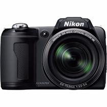 Câmera Nikon Coolpix L120 Semi Nova Original