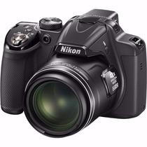 Câmera Nikon P530 16.1mp Zoom 42x + Bolsa + 32gb + Tripé