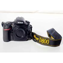 Nikon D800 36.3mp (corpo) Apenas 6957 Clics