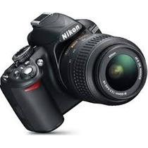 Câmera Fotográfica Nikon Slr D3100 14,2 Mega Com Defeito