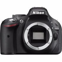 Nikon D5200 - Somente Corpo Com Acessórios