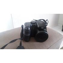 Camera Fotografica X500 16 Megapixel Ge Semi-profissional