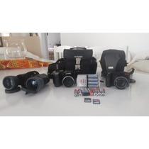 Câmera Fotográfica Fuji Film Mais 1 Máq. Fotográfica Kodak