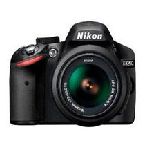 Camera Nikon D3200 Kit 18x55 24.2 Mp Full Hd