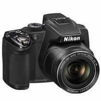 Câmera Nikon P500 12mp