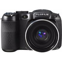 Câmera Fujifilm Finepix S2980 14mp Grava Em Hd Lcd 3.0 32gb