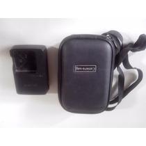 Câmera Digital Sony Syber-shot 16.1 Cartão Capa E Carregador