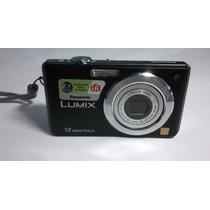 Câmera Digital Panasonic Lumix Dmc-fs12 Com 12 Mega Pixels