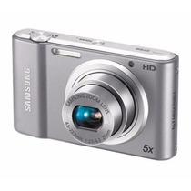 Câmera Digital Samsung St66 / Prta /16.1mp / Grava Em Hd
