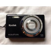 Câmera Kodak M522 Easyshare 14 Mega Pixels