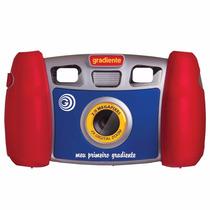 Maquina Fotográfica Câmera Digital Visor Lcd Color Filma