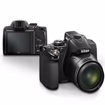 Nikon Coolpix P530 Wi-fi, 16mp, Zoom 42x, Full Hd + Sd 4gb