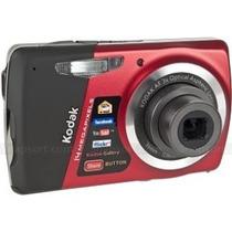 Kodak M530 14mp Red - Perfeito Estado.