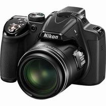Câmera Digital Nikon Coolpix P600- 16.1mp, Lcd 3.0 Zoom 60x
