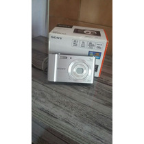Máquina Fotográfica Sony Cyber-shot Dsc-w800