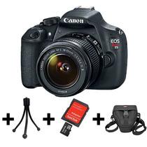 Camera Canon Eos T5 +lente 18-55mm +nf+garantia 1 Ano