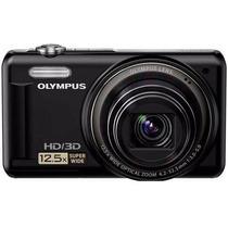 Câmera Digital Olympus Vr-330 14mp Zoom 12.5x