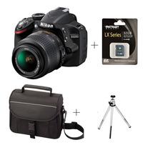 Câmera Digital Nikon D3200 Lente 18-55mm +bolsa +tripé +32gb