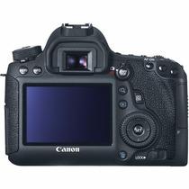 Maquina Fotográfica Canon Eos 6d Corpo 20.2mp,full Hd, Wi-fi