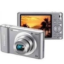 Camera Digital Samsung St64 Prata