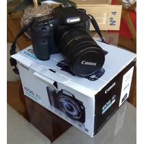 Câmera Digital Profissional Canon Eos 7d