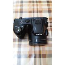 Nikon Coolpix L 120 - Maquina Fotografica Digital