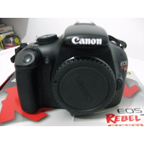 Canon O Rebel T3 18 Mega Pixel ( Igual A Zero Km)