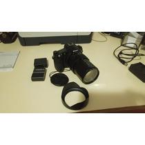 Maquina Fotografica Sony Dsc Rx10 Semi Nova F 2.8 C/cx