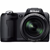 Câmera Nikon Coolpix L110 Digital +nfe Pronta Entrega